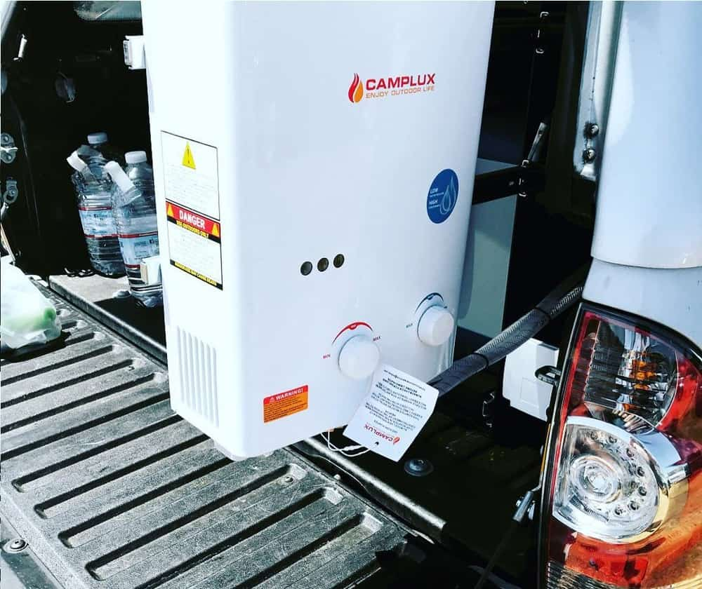best propane water heater