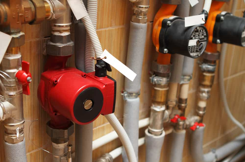 Household heating system