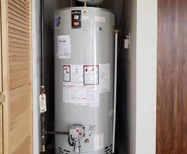 Bradford White Tank Water Heater