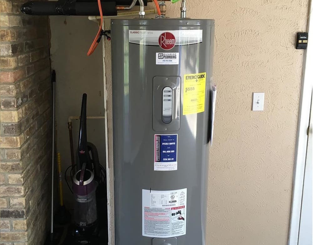 Rheem Water Heater Reviews (2019 Guide)