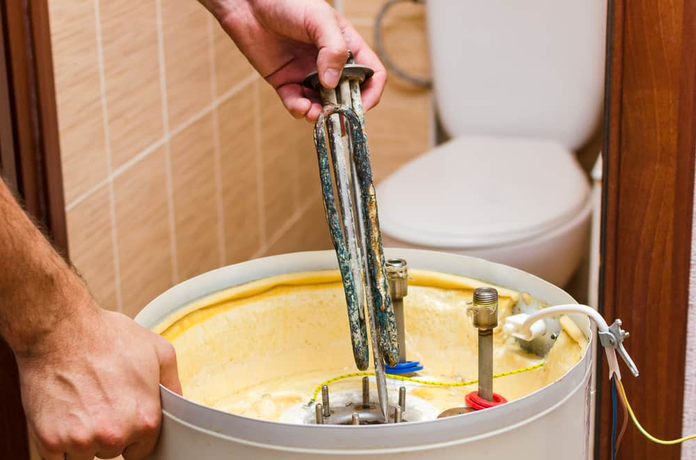 How to Carry out a Water Heater Anode Rod Replacement
