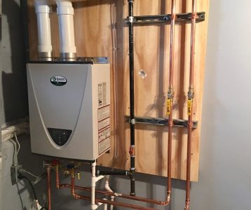 Ao Smith Tankless Water heater