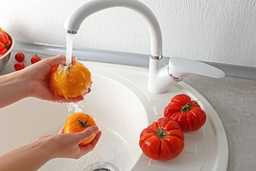7 Best White Kitchen Faucets 2021 Reviews Sensible Digs