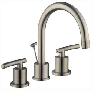 Double-Handle Bath Faucets