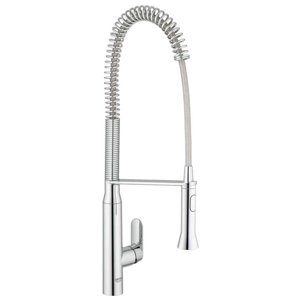 5 Best Luxury Grohe Faucets 2021 Reviews Sensible Digs