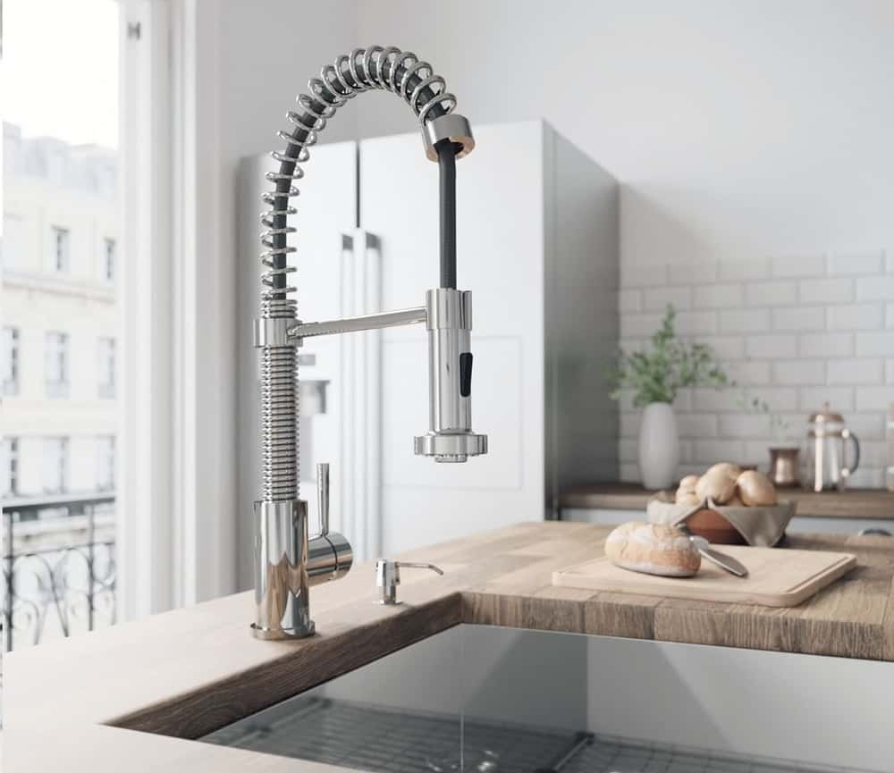 Vigo Kitchen Pull Down Faucet