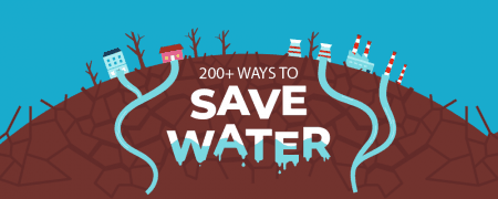 200+ Simple and Practical Ways to Save Water (2020 Guide)
