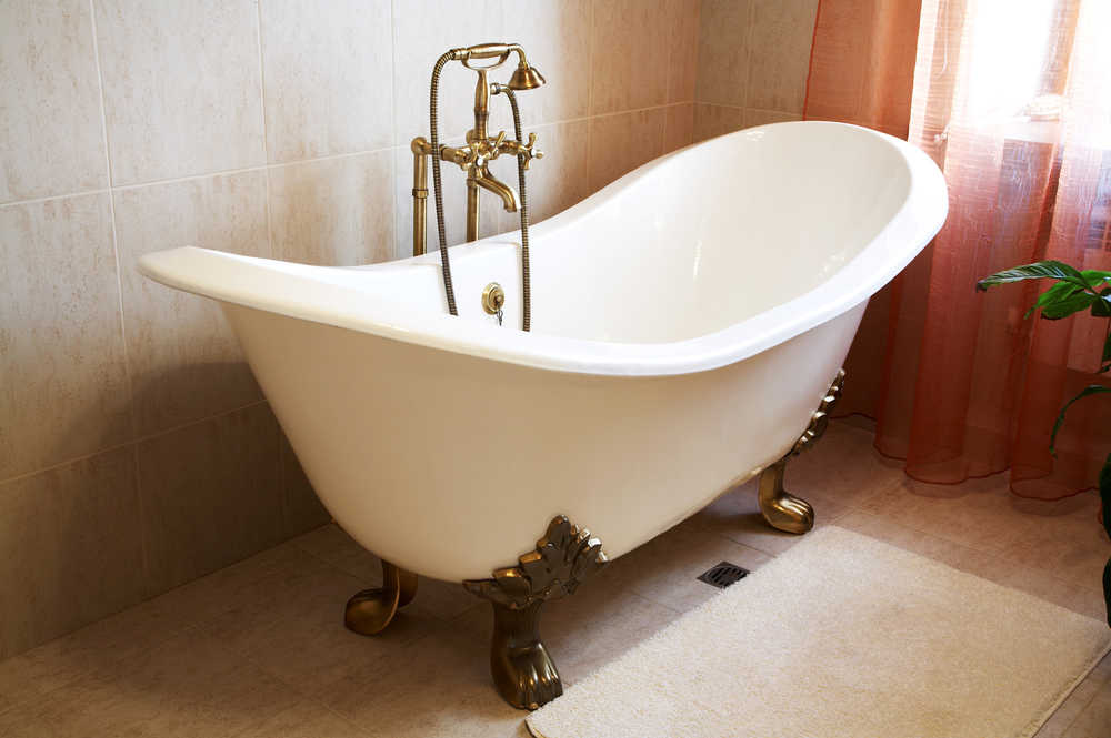 Beautiful Freestanding Bathtub