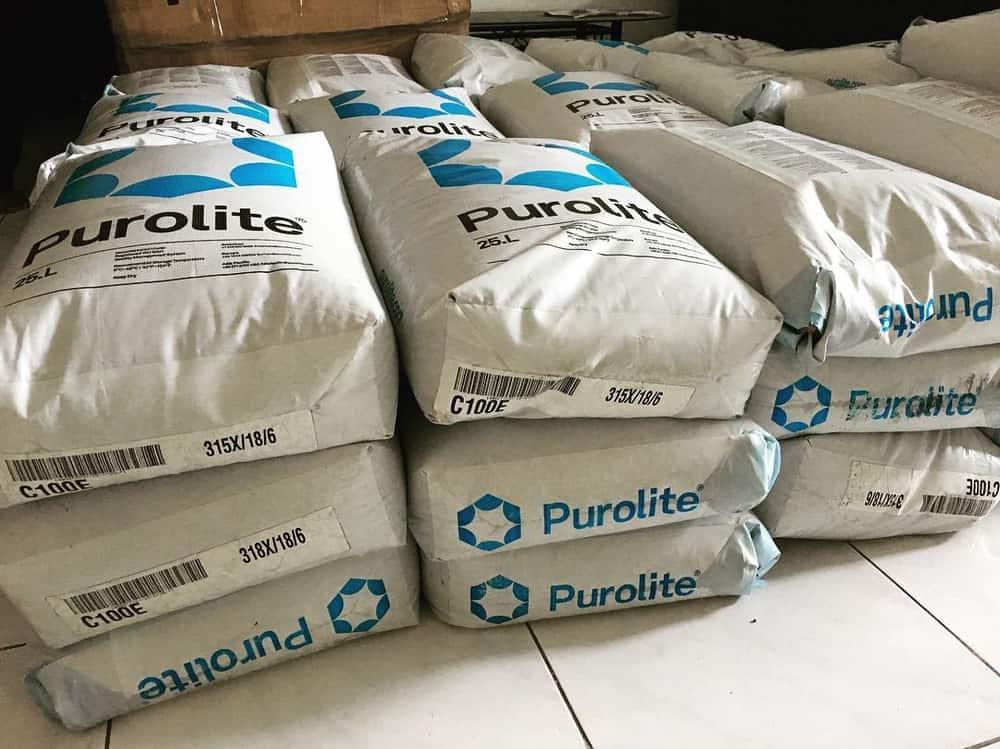 Purolite Water Softener Resin