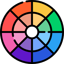 Colored Grouts Icon