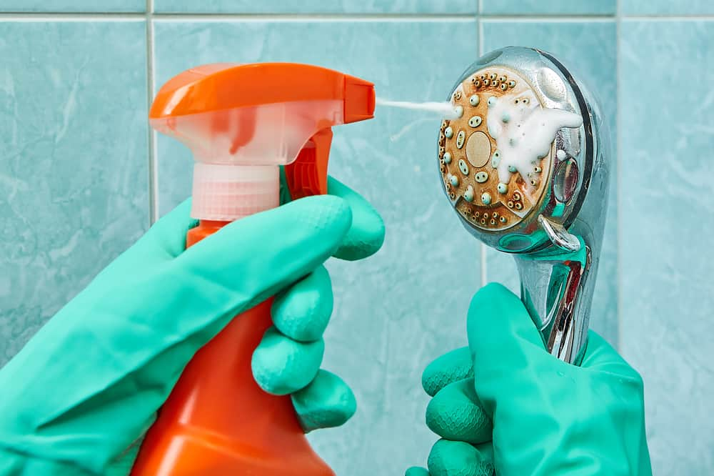 How to Clean Your Shower Head (3 Main Methods)