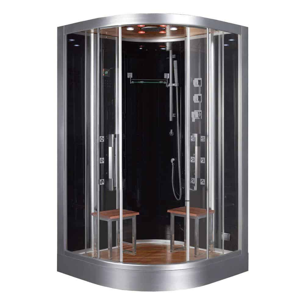 Product Image of the Ariel DZ962F8 Corner Steam Shower