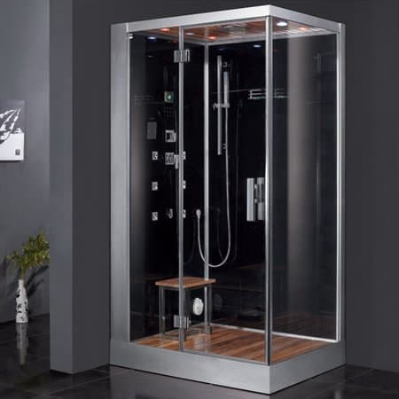 Product Image of the Ariel DZ959F8 Hinged Steam Shower