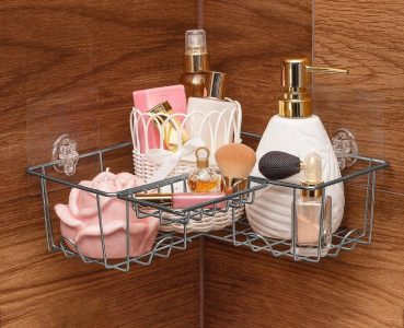 Rustproof shower caddy