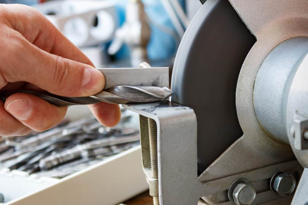 How to Sharpen Drill Bits Made Easy