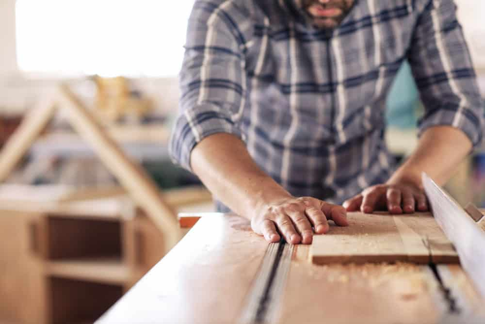 Position Your Table Saw