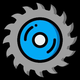 Blade Size Icon