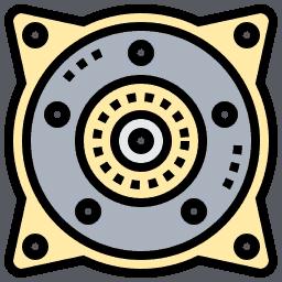 Wheel Diameter Icon