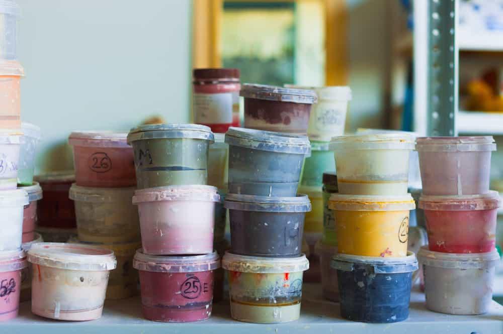 Paint Disposal Aid