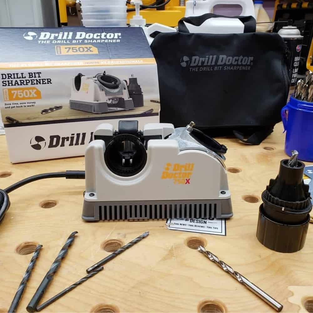 The Best Drill Bit Sharpeners (No More Dull Bits)