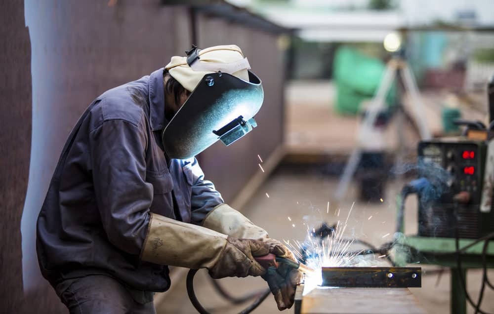 Want To MIG Weld? Here's How.
