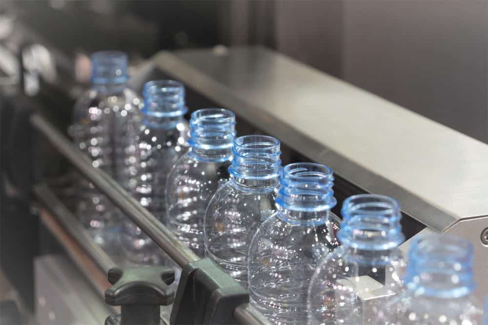 Manufacturing PET bottles