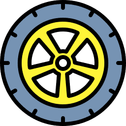 Wheels Matter Icon