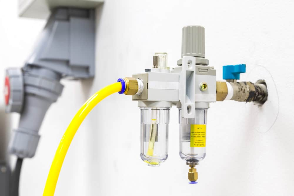 Compressed Air Water Filter Regulator
