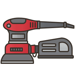 Is a Belt Sander Better Than an Orbital Sander? Icon